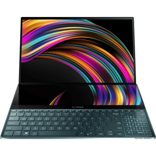 ASUS UX581GV-H2002T 15.6`UHD 400-NITS/I7-9750H/16GB/1TB SSD/RTX 2060/WINDOWS 10 HOME/CELESTIAL BLUE