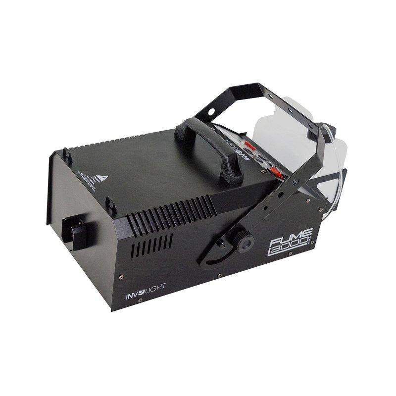 Fume3000DMX - Генератор дыма 1700Вт. Беспроводной пульт ДУ, DMX 512-1канал