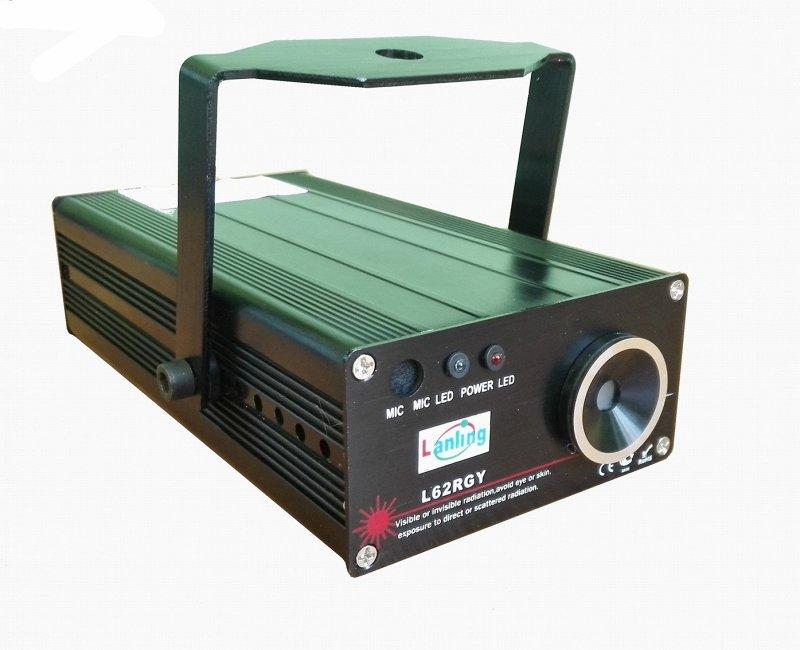L61 Лазерный мерцающий эффект