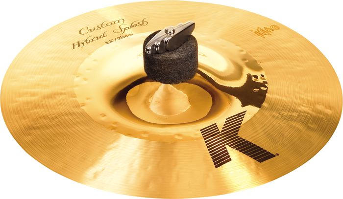 ZILDJIAN K1209 9` K` CUSTOM HYBRID SPLASH  фото