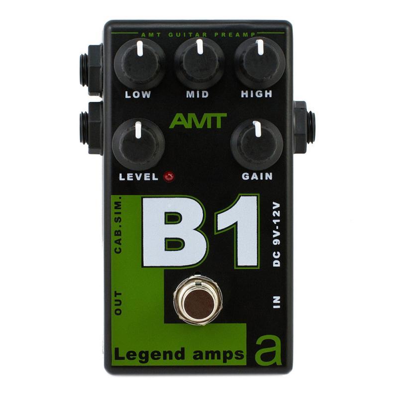B-1 Legend Amps Гитарный предусилитель B1 (BG-Sharp)