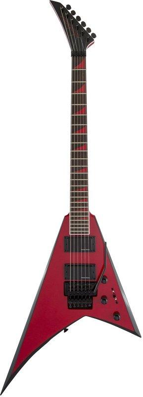 RRX24 - RED W/BLK BVLS, JACKSON  - купить со скидкой