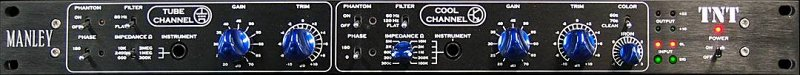 TNT 2-channel Micpreamp