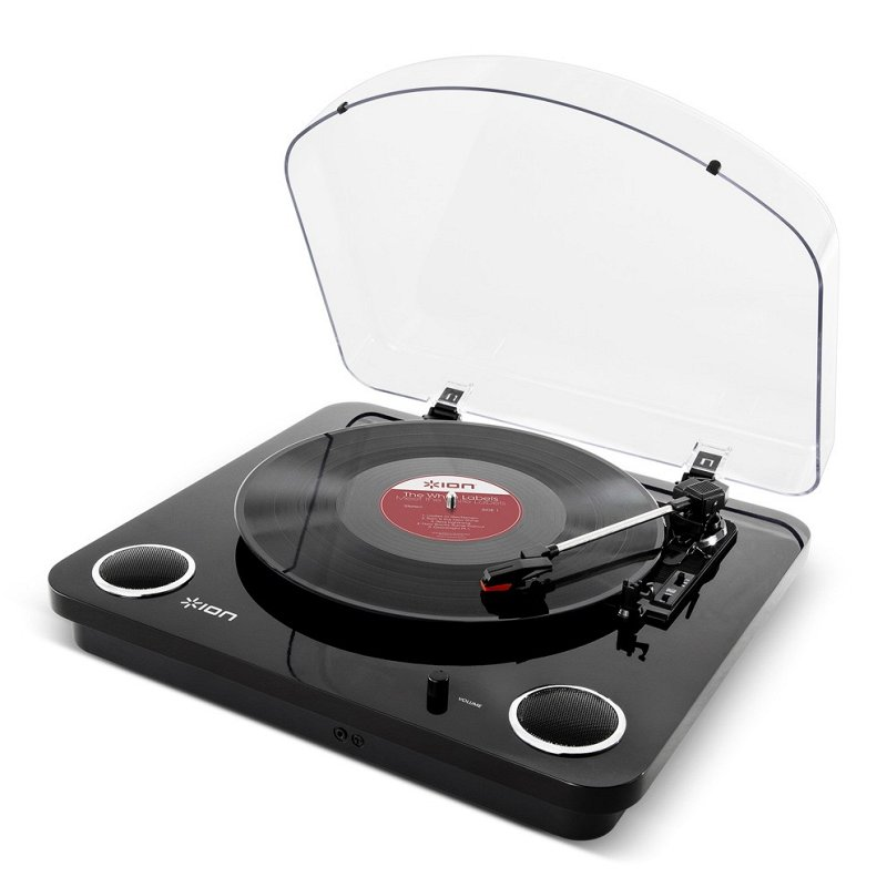 Audio MAX LP Black