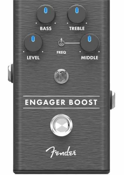 Engager Boost Pedal