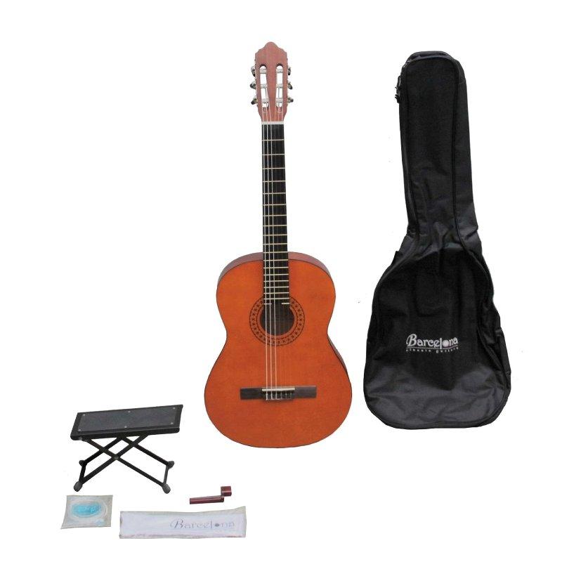 CG11K/NA - Набор:Классическая гитара, чехол, подставка, струны