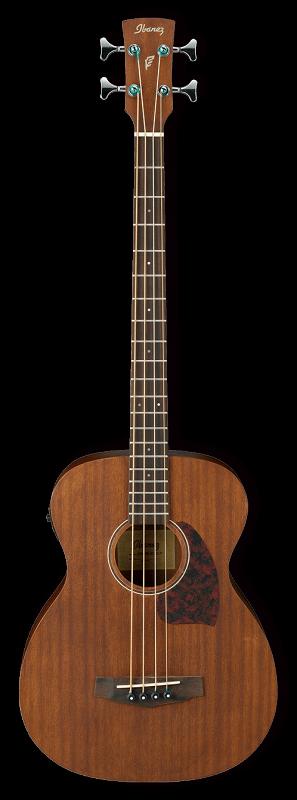 PCBE12MH-OPN, акустическая бас-гитара