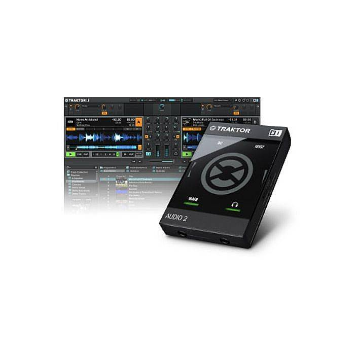 Traktor Audio 2 MK2 аудио интерфейс для DJ