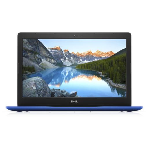 DELL INSPIRON 3582 15.6`HD AG/INTEL PENTIUM N5000/4GB/1TB/INTEL UHD 605/DVD-RW/WINDOWS 10 HOME/BLUE