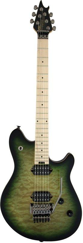 Wolfgang® WG Standard, Maple Fingerboard,QM Zilla burst фото
