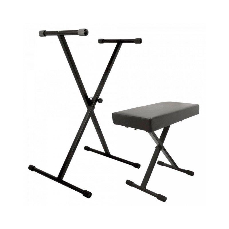 KPK6500 - комплект из клавишной стойки и стула