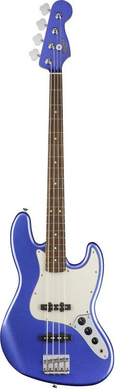 Squier Contemporary Jazz Bass®, Laurel Fingerboard, Ocean Blue Metallic