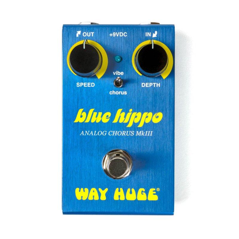 DUNLOP WM61 Way Huge Smalls Blue Hippo Analog Chorus