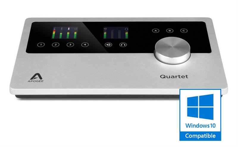 APOGEE QUARTET FOR IPAD AND MAC #AND#AMP; WINDOWS