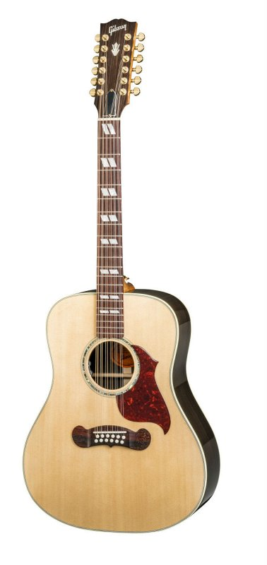 2018 Songwriter 12 string Antique Natural