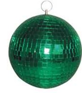 Light Зеркальный шар зеленый 5 см