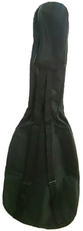 ЧГ-01 Чехол для классической гитары, неутепленный (черный)