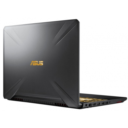 ASUS TUF FX505DD-BQ125T 15.6`FHD 60HZ/AMD 5-3550H/8GB/1TB+128GB SSD/GTX 1050/WINDOWS 10 HOME/BLACK