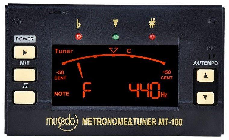 MT-100 Метроном/тюнер/тон-генератор