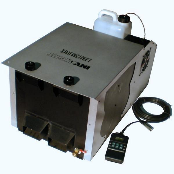 LFM1200 DMX - генератор тяжелого дыма 1200 Вт, DMX-512