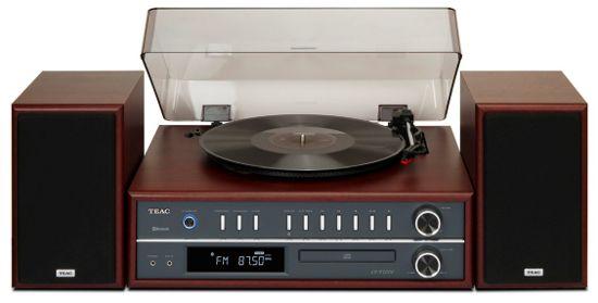 LP-P1000 Rosewood, Bluetooth