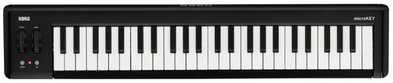 MICROKEY2-49 COMPACT MIDI KEYBOARD.