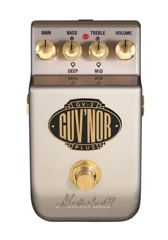 GV-2 THE GUV`NOR PLUS EFFECT PEDAL