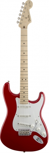 Eric Clapton Stratocaster, Maple Fingerboard, Torino Red