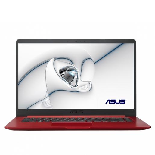ASUS X510UF-BQ758 15.6`FHD/INTEL CORE I3-7020U/4GB/256GB SSD/GF MX130 2GB/NOODD/OC ENDLESS/RED
