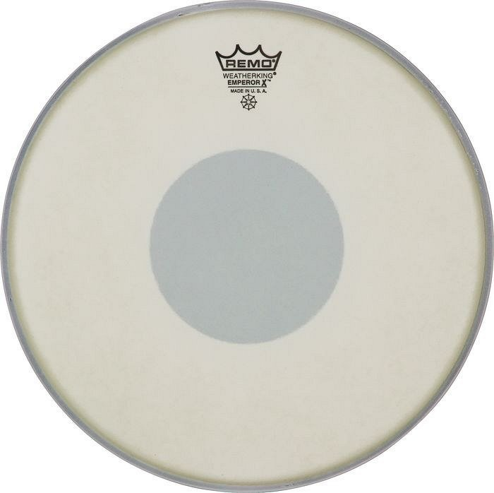 BX-0113-10- EMPEROR X™, Coated, BLACK DOT™ Bottom, 13` Diameter