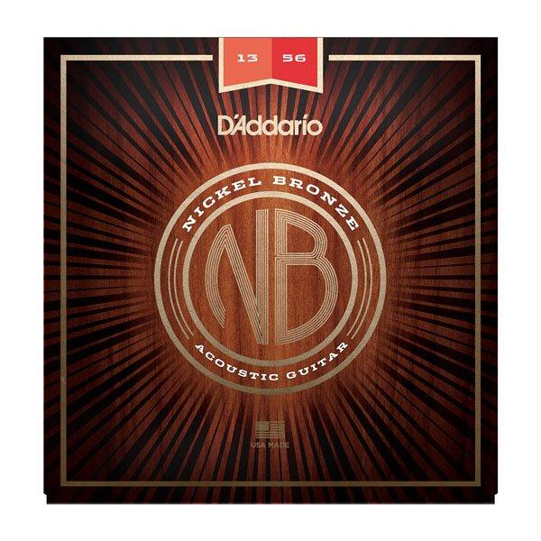 NB1356 Nickel Bronze Acoustic, Medium, 13-56