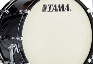 MAB2220Z-PBK STARCLASSIC MAPLE 20X22 Bass Drum w/o Mount