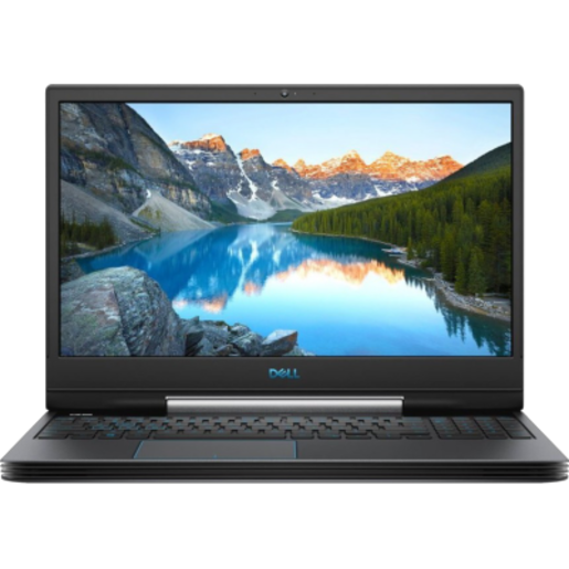 DELL G5 15-5590 15.6` FHD 300-NITS/I5-9300H/8GB/512GB SSD/GTX 1650 4GB/WINDOWS 10 HOME/BLACK/KB