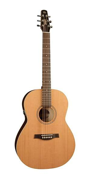 32525 Coastline Folk Cedar QIT Электро-акустическая гитара