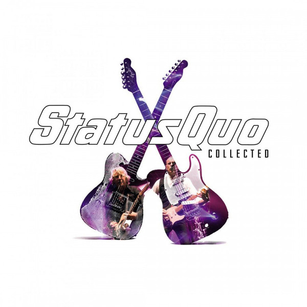 STATUS QUO - Collected фото