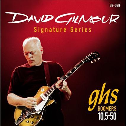 DAVID GILMOUR RED SIGNATURE