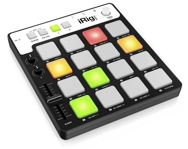 iRig Pads MIDI