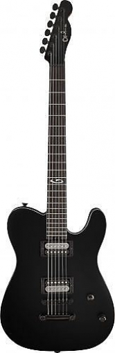 Joe Duplantier Signature Model, Ebony Fingerboard, Satin Black фото