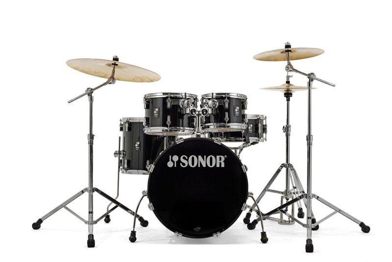 17500110 AQ1 Studio Set PB 11234 Барабанная установка, черная