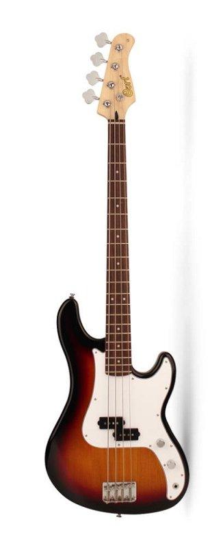 GB54P-2TS GB Series Бас-гитара, санберст