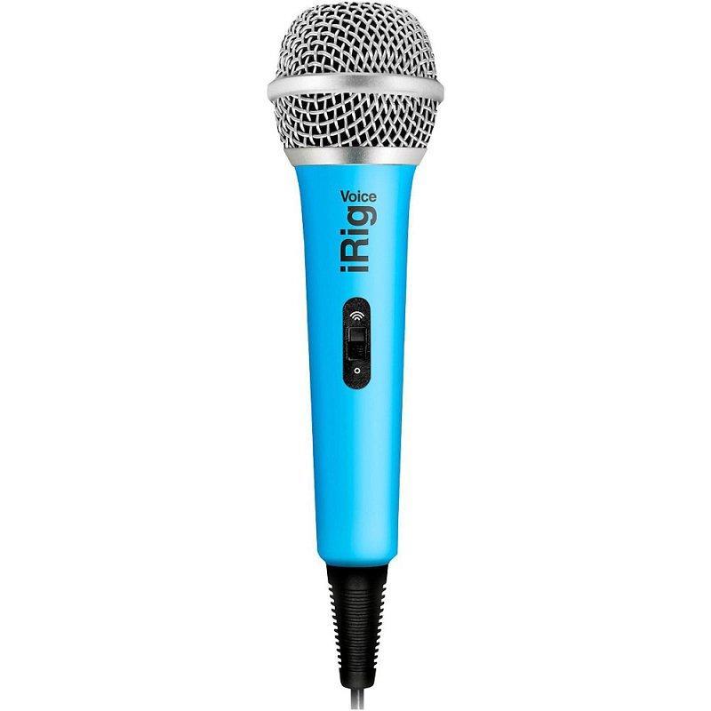 IK MULTIMEDIA IRIG VOICE - BLUE