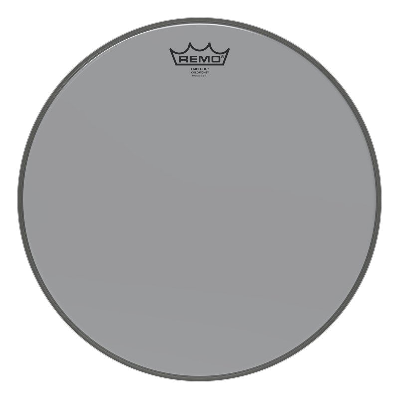 BE-0315-CT-SM Emperor® Colortone™ Smoke Drumhead, 15.