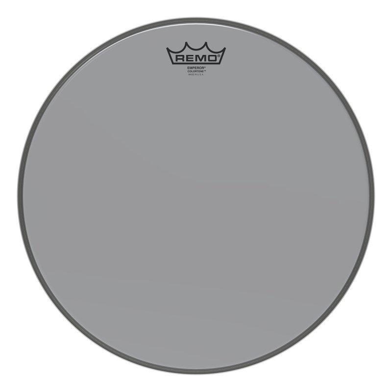 BE-0315-CT-SM Emperor® Colortone™ Smoke Drumhead, 15.