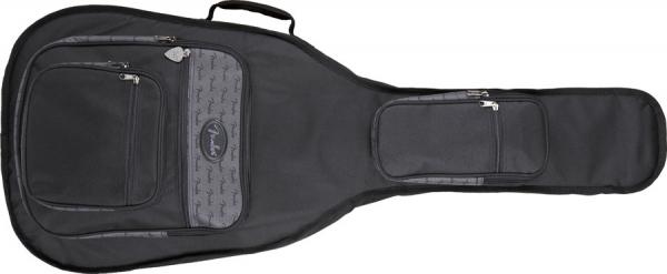 Urban Jumbo Acoustic Gig Bag, Black