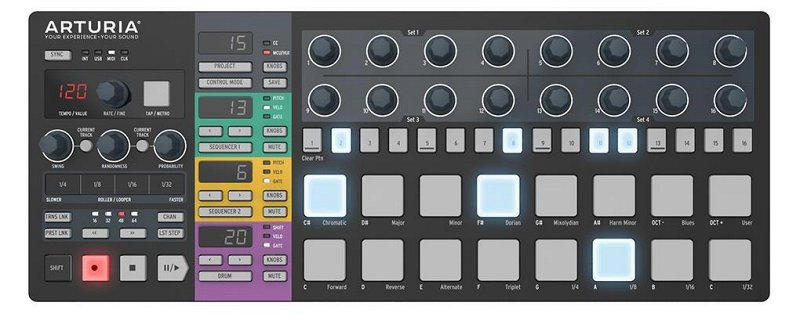 BeatStep Pro Black Edition