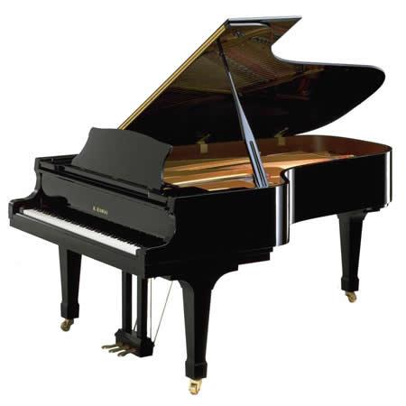 GX-7H M/PEP Концертный рояль/Длина 229см/Черный полир./Покрытие клавиш Neotex/Крышка SoftFall