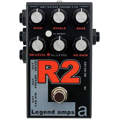 R-2 Legend Amps 2 Двухканальный гитарный предусилитель R2 (Rectifier)
