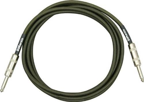 INSTRUMENT CABLE 10` MARINE GREEN EP1710SSMG