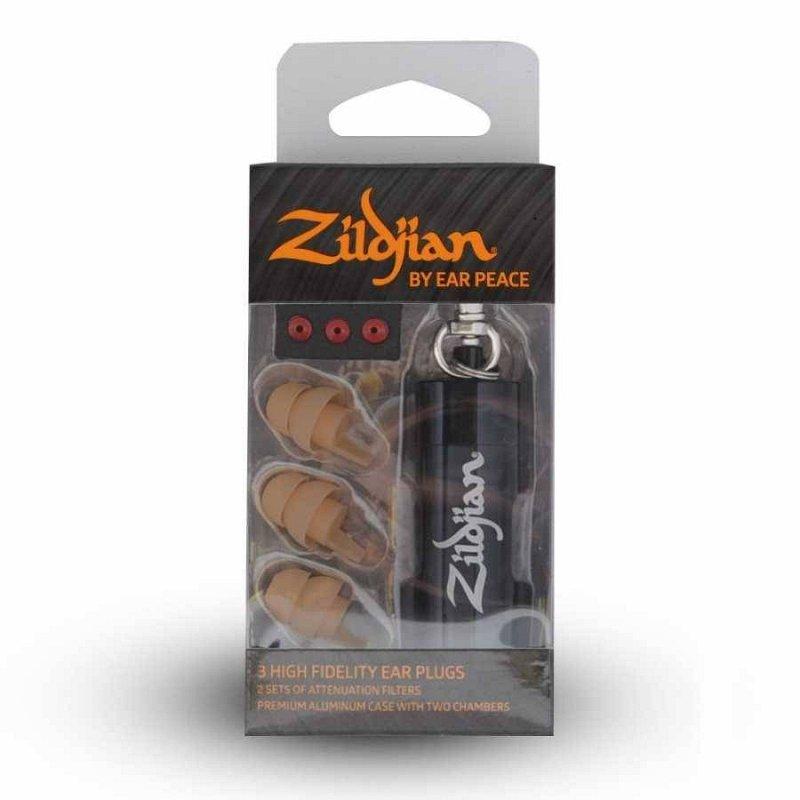 ZPLUGST HD Earplugs - Tan