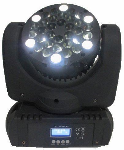 Light PSL-MH 336 WI светодиодная вращающаяся голова заливающего света